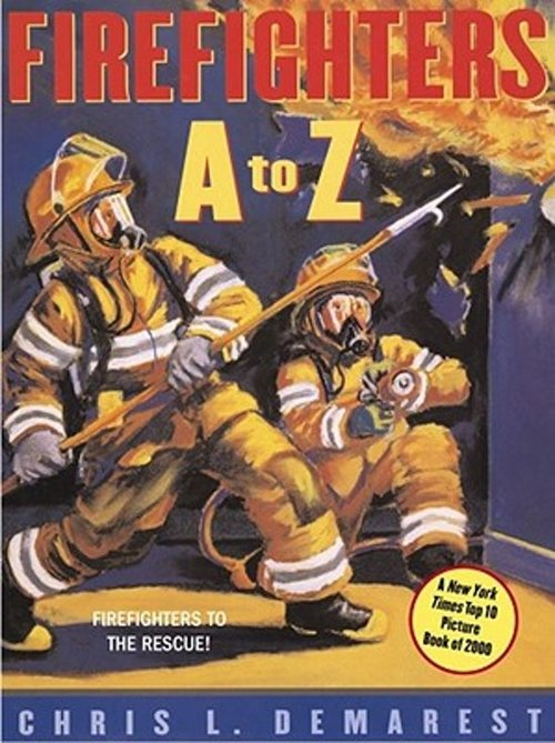 Firefighters A to Z book
