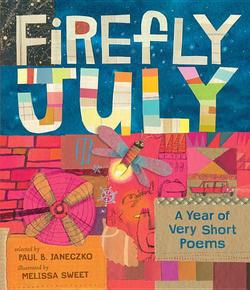 Firefly July: A Year of Very Short Poems book