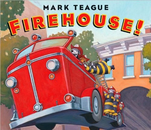 Firehouse! book