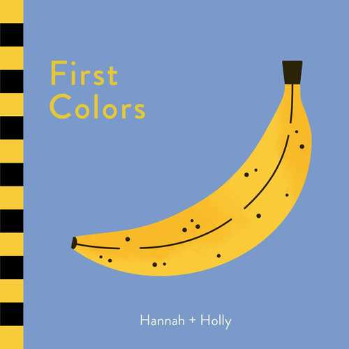 First Colors book