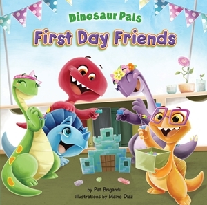 First Day Friends book