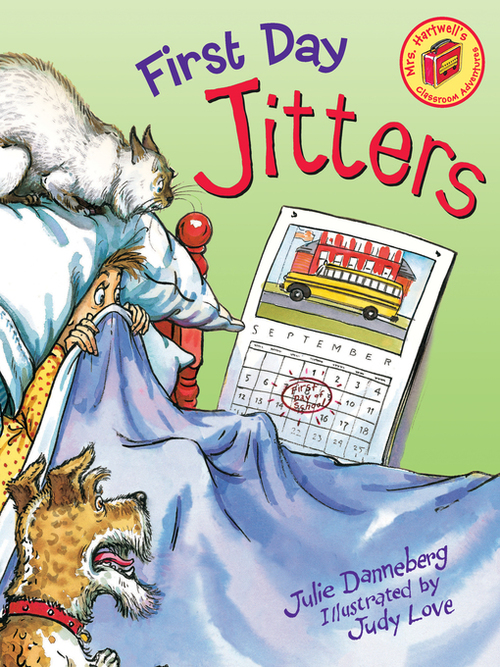 First Day Jitters book