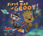 First Day of Groot! book