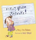 First Grade Stinks! book