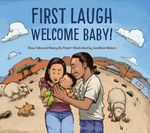 First Laugh—Welcome, Baby book
