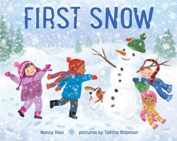 First Snow book