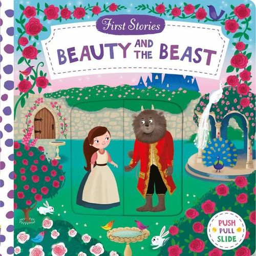 First Stories: Beauty and the Beast book
