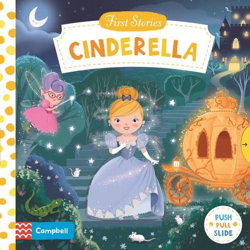 First Stories: Cinderella book