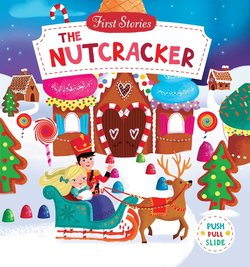 First Stories: Nutcracker book