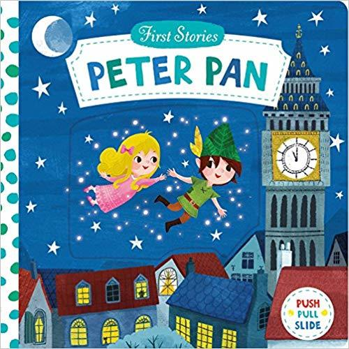 First Stories: Peter Pan book