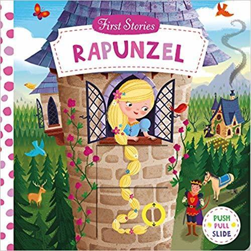 First Stories: Rapunzel book