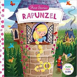 First Stories: Rapunzel book