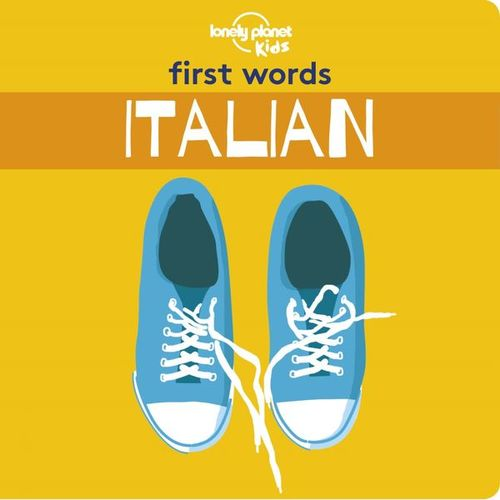 First Words - Italian book