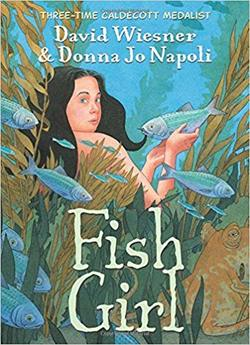 Fish Girl book
