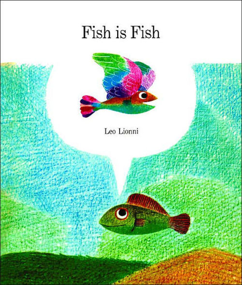 Fish is Fish book
