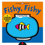 Fishy Fishy: A Changing Picture Book book