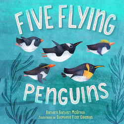 Five Flying Penguins book