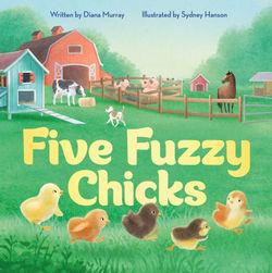 Five Fuzzy Chicks book