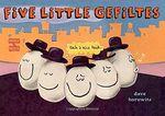 Five Little Gefiltes book