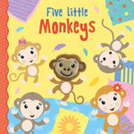 Five Little Monkeys book
