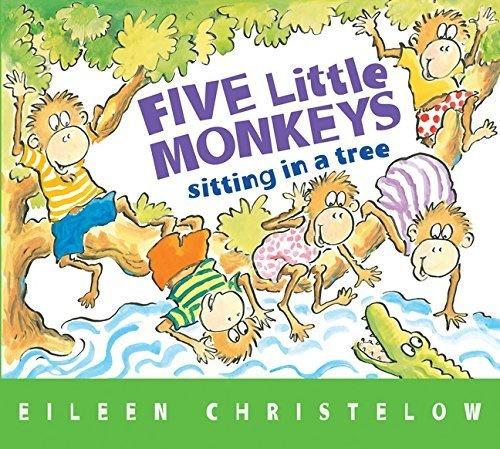 Five Little Monkeys Book