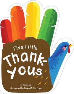 Five Little Thank-Yous book