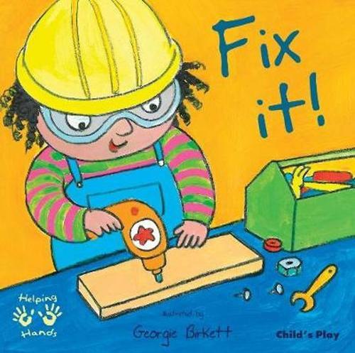 Fix It! book