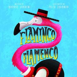 Flamingo Flamenco book