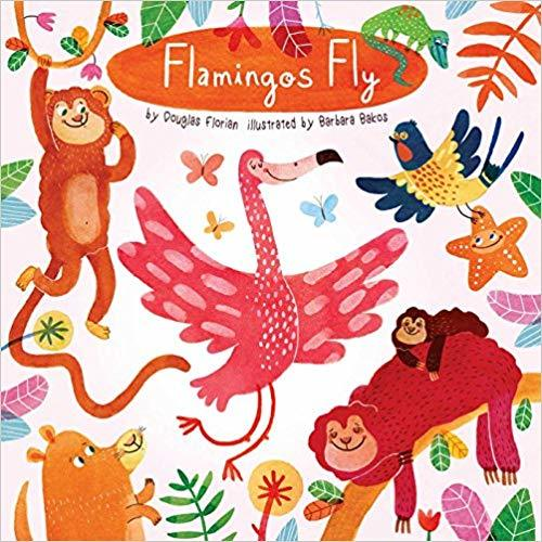 Flamingos Fly book