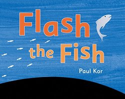 Flash the Fish book