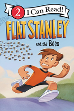 Flat Stanley and the Bees book