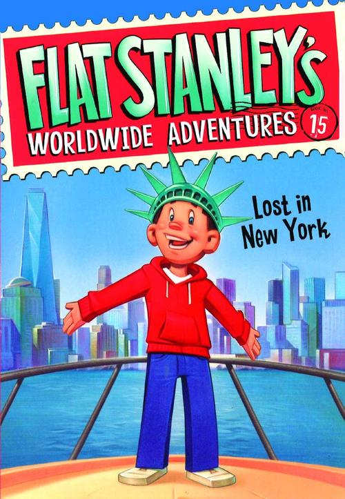 Flat Stanley's Worldwide Adventures #15: Lost in New York book