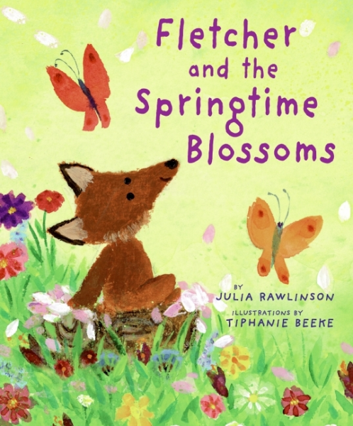 Fletcher and the Springtime Blossoms book