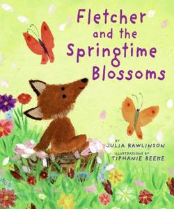 Fletcher and the Springtime Blossoms book