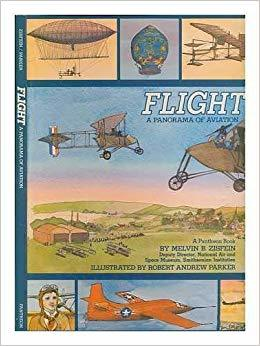 Flight: A panorama of aviation book