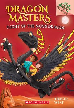 Flight of the Moon Dragon book