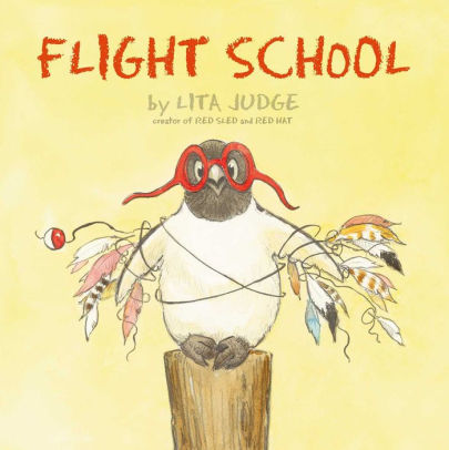 Flight School book