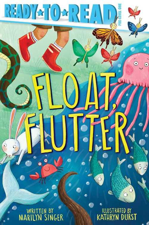 Float, Flutter book