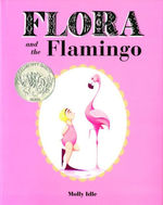 Flora and the Flamingo book