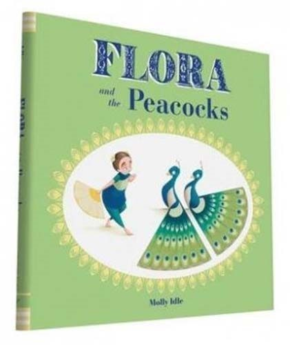 Flora and the Peacocks book