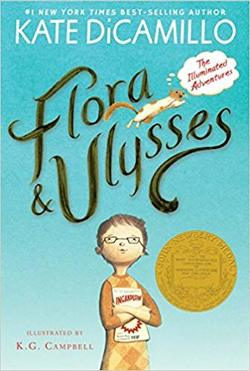 Flora and Ulysses: The Illuminated Adventures book