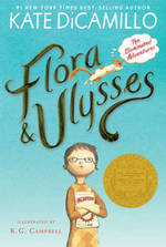 Flora and Ulysses book