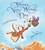 Flora's Very Windy Day book