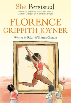 Florence Griffith Joyner book