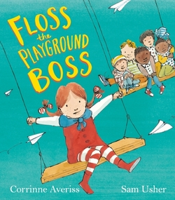 Floss the Playground Boss book