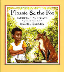 Flossie & the Fox book