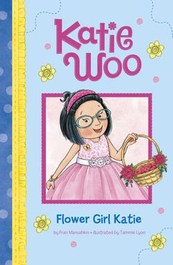 Flower Girl Katie book