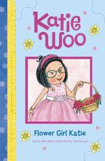 Flower Girl Katie book
