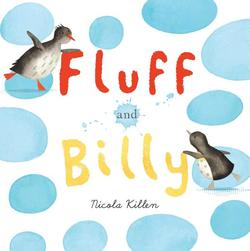 Fluff and Billy book