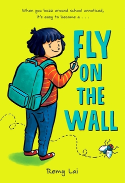Fly on the Wall book
